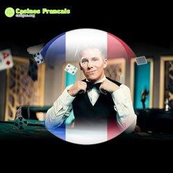casinos français live croupiers